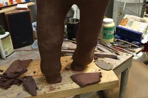 Boxer Legs